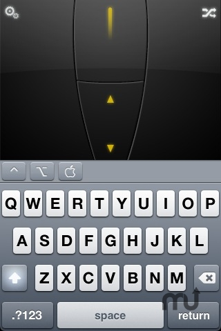 Screenshot 1 for Mobile Mouse Pro