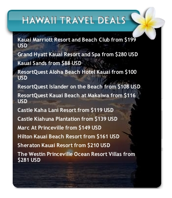 Screenshot 1 for Hawaii Hotel Deals