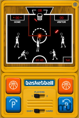 Screenshot 1 for LED Basketball