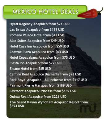 Screenshot 1 for Mexico Hotel Deals