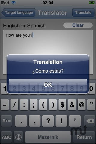 Screenshot 1 for Free Translator