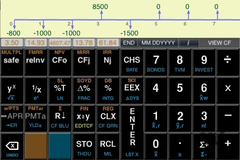 Screenshot 1 for Calc-12E