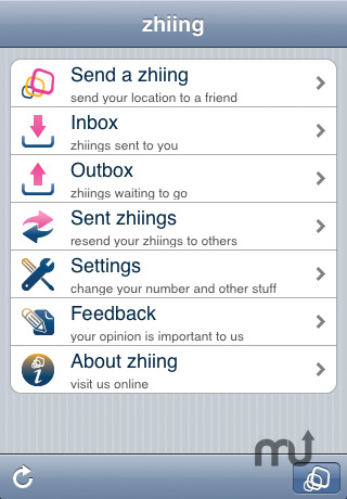 Screenshot 1 for zhiing
