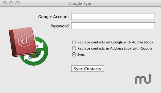 Screenshot 1 for GSync