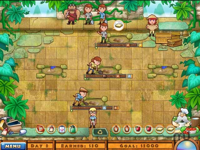 Screenshot 1 for Lucy's Expedition