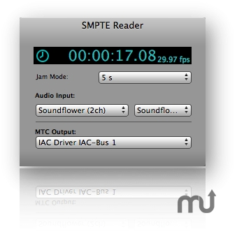 Screenshot 1 for SMPTE Reader