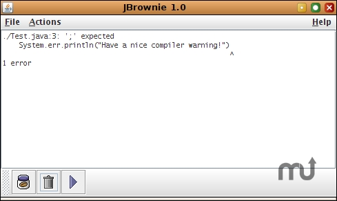 Screenshot 1 for JBrownie