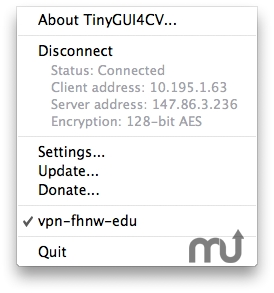 Screenshot 1 for TinyGUI4CV