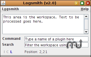 Screenshot 1 for Logsmith
