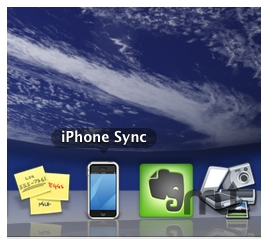 Screenshot 1 for iPhone Sync