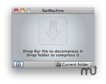Screenshot 1 for RarMachine