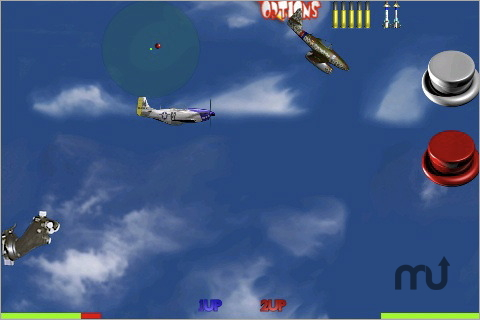 Screenshot 1 for 1944 : WWII Edition - FIGHTER PILOT
