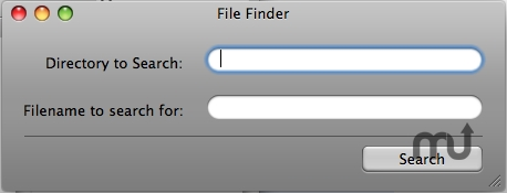 Screenshot 1 for File Finder