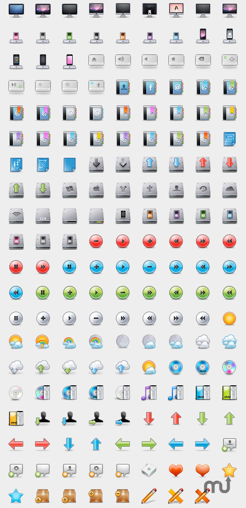 Screenshot 1 for 32px mania iconset