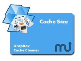 Screenshot 1 for Dropbox Cache Cleaner