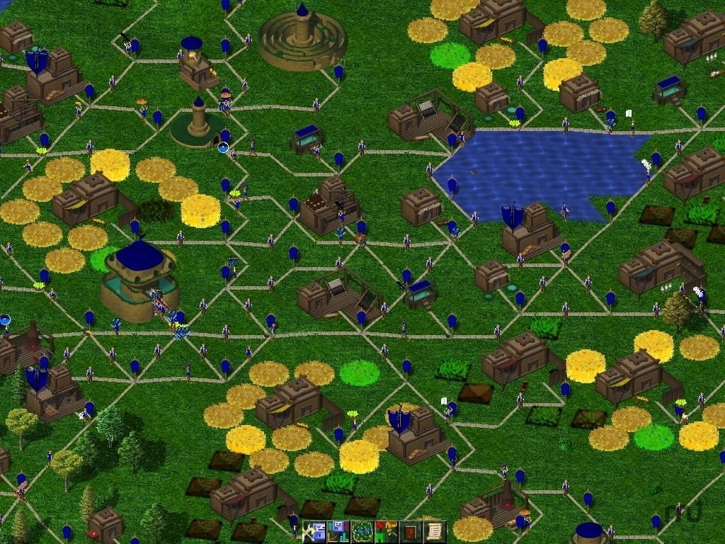 Screenshot 1 for Widelands
