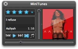 Screenshot 1 for MiniTunes
