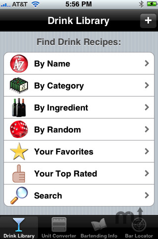 Screenshot 1 for Drink Pro
