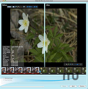 Screenshot 1 for Video Purifier