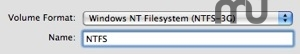Screenshot 1 for NTFS for Mac