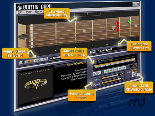 Screenshot 1 for Guitar Guru