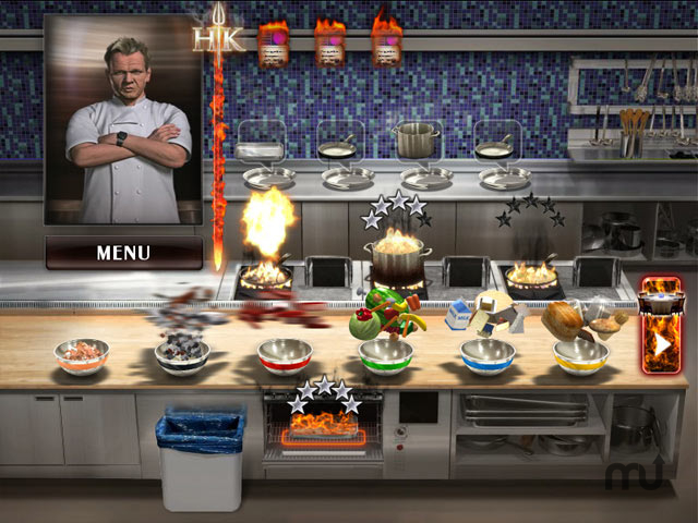 Screenshot 1 for Hell's Kitchen