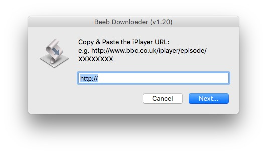 Beeb downloader 1 20 Free Download for Mac | MacUpdate