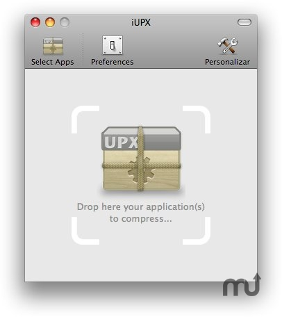 Screenshot 1 for iUPX