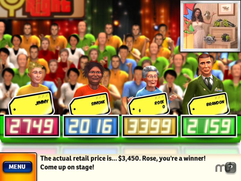 Screenshot 1 for The Price is Right