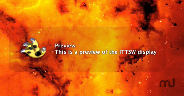 Screenshot 1 for ITTSW.growlView