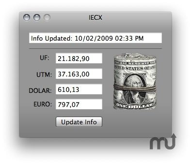 Screenshot 1 for IECX