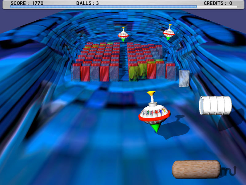 Screenshot 1 for jalada Spinball
