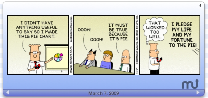 Screenshot 1 for Daily Dilbert