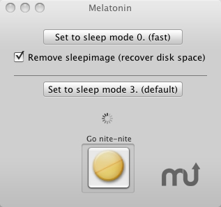 Screenshot 1 for Melatonin