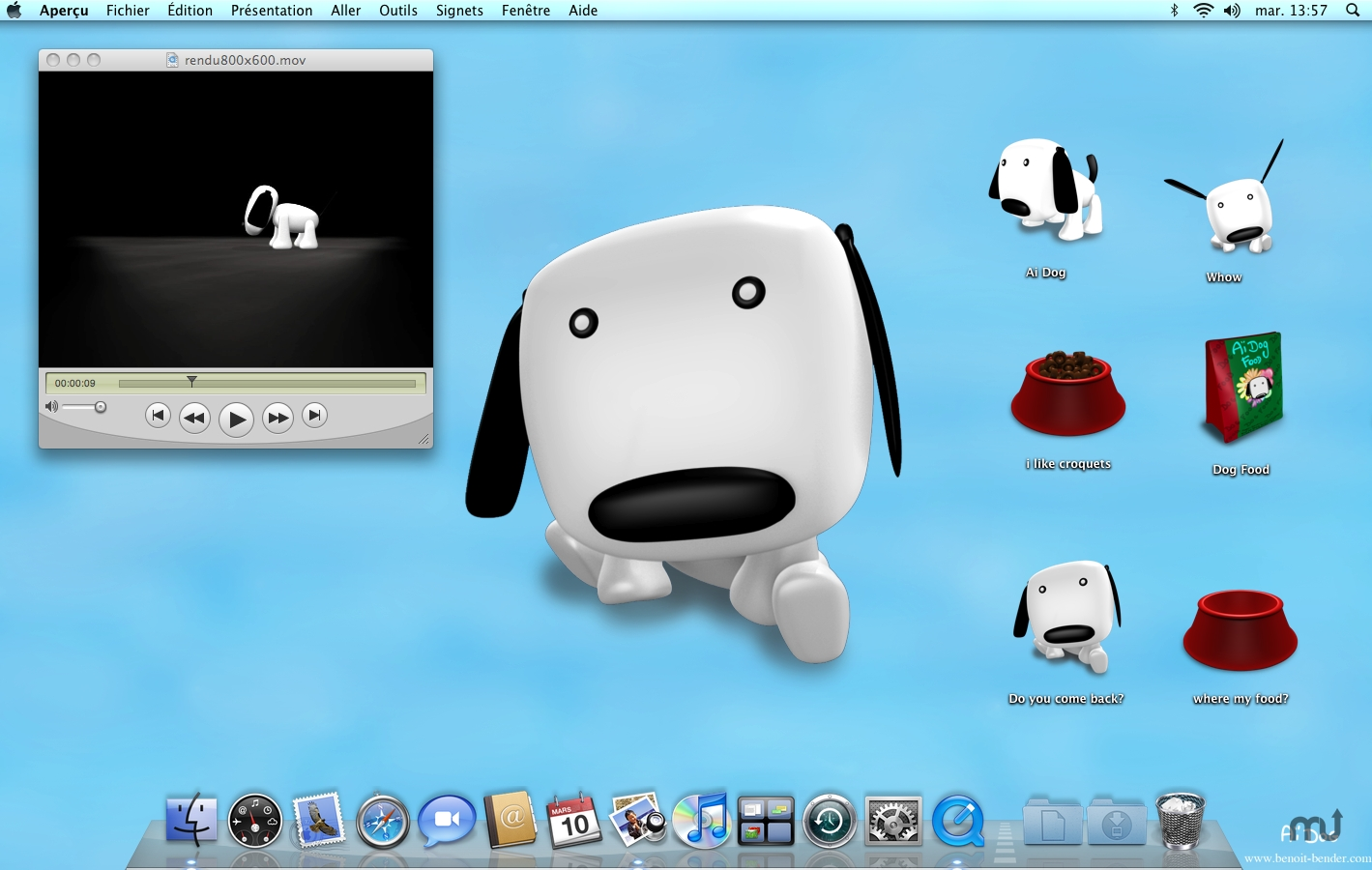Screenshot 1 for Ai Dog Food Bag