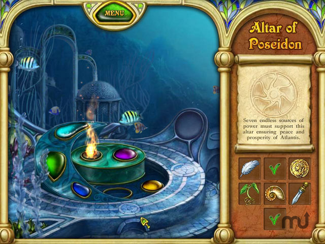 Screenshot 1 for Call of Atlantis