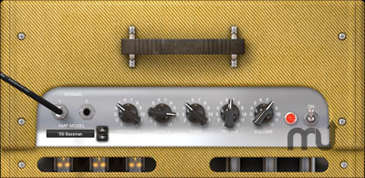 Screenshot 1 for AmpliTube Fender