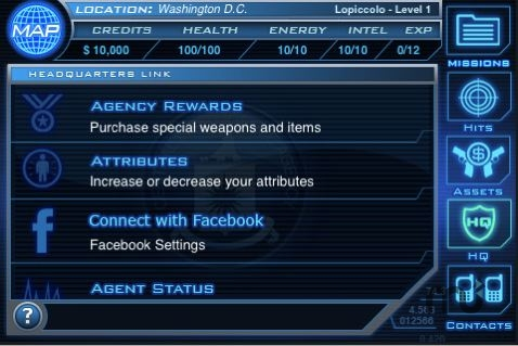 Screenshot 1 for Agency Wars 250