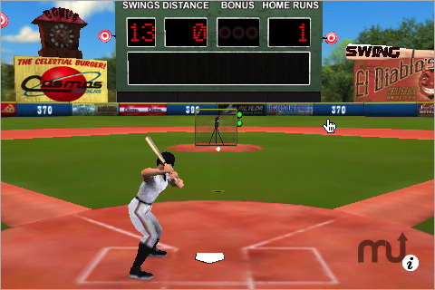Screenshot 1 for Batter Up Baseball