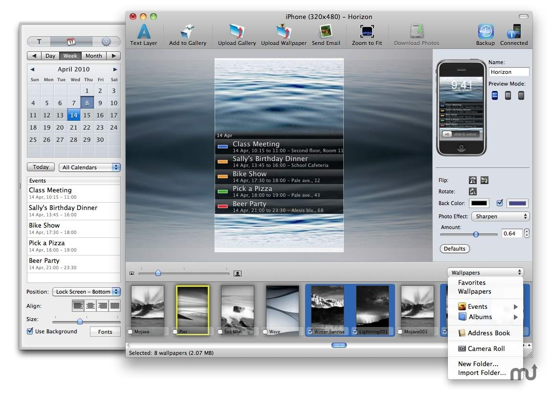Screenshot 1 for iMagePhone Pro