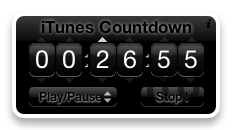Screenshot 1 for iTunes Countdown