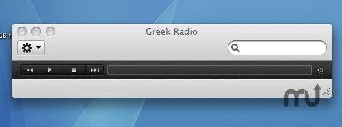 Screenshot 1 for Greek Radio