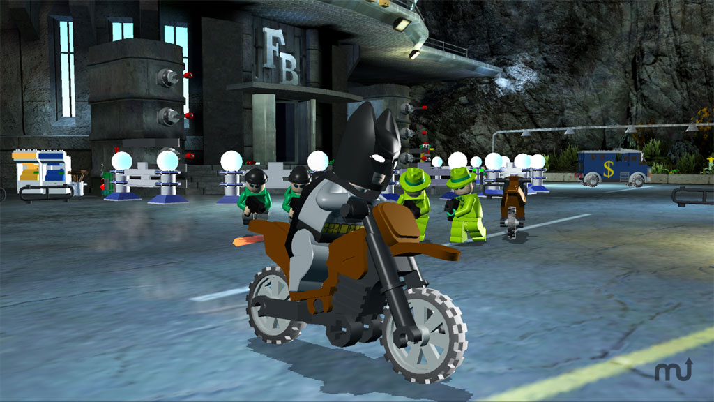 Screenshot 1 for LEGO Batman