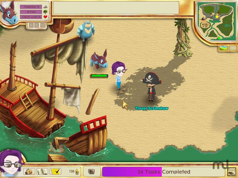 Screenshot 1 for Wandering Willows