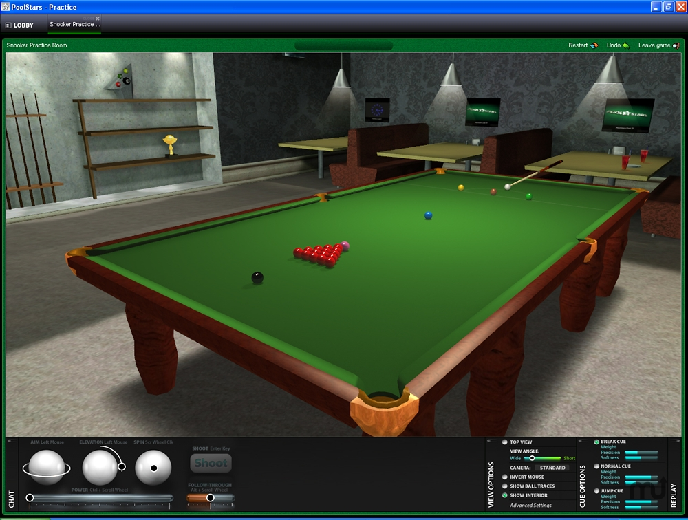 Screenshot 1 for PoolStars