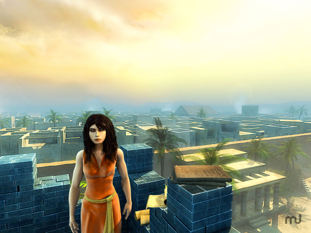 Screenshot 1 for Cleopatra: a Queen s Destiny