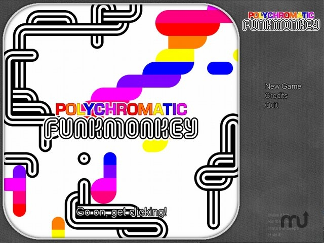 Screenshot 1 for Polychromatic Funk Monkey