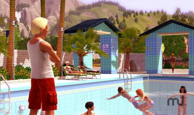 Screenshot 1 for The Sims 3