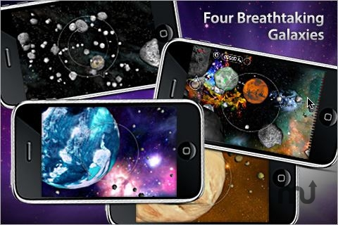 Screenshot 1 for Wings Galaxy: Space Exploration