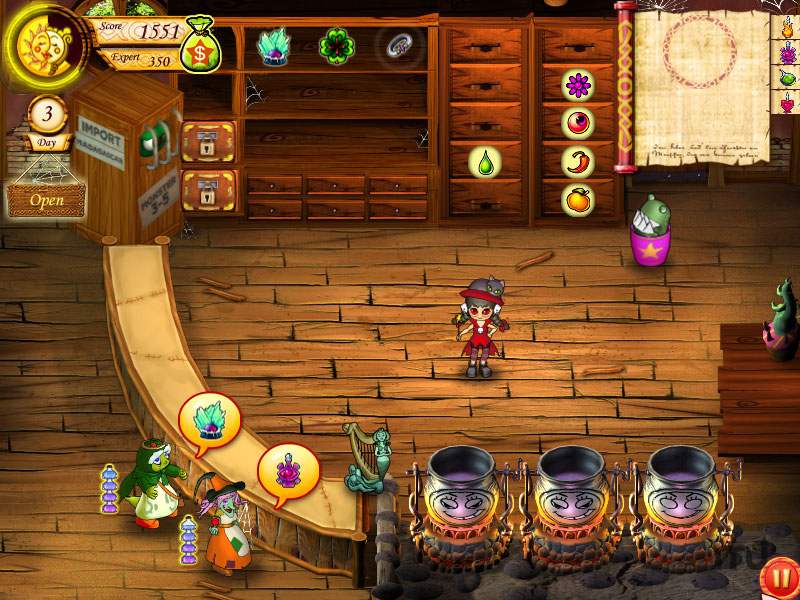 Screenshot 1 for Mystic Emporium